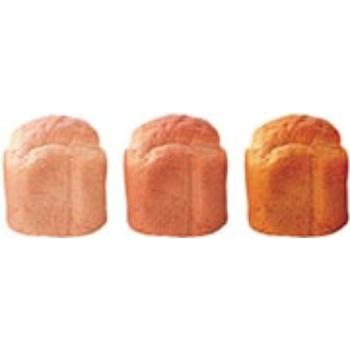 3 Loaf sizes to choose with Panasonic bread machine