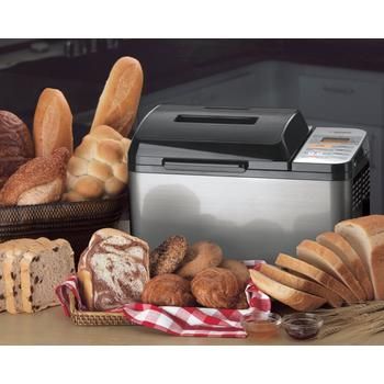 Bake variety of bread with Zojirushi BB-PAC20 Virtuoso Breadmaker