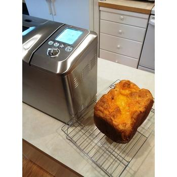 Baking with Breville BBM800XL bread machine