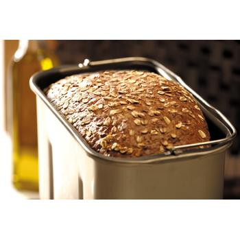 Oatmeal bread baked with Emeril OW5005001 Bread Machine