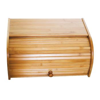 #1 Top-Rated Wood Bread Bin