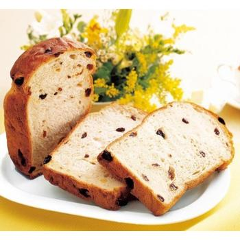 Bread made using Panasonic Gopan Rice Bread Cooker Sd-rbm1001-t