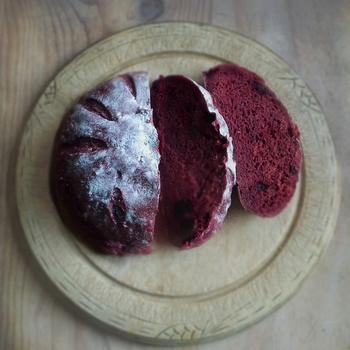 Gluten-free beet root bread recipe