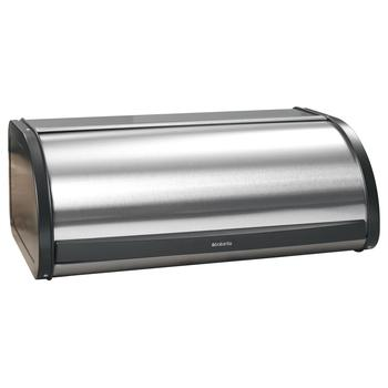 A Highly-rated Bread Bin with Roll Top