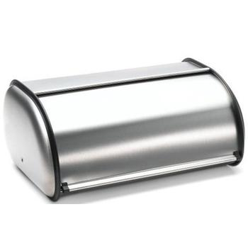 #1 Top-Rated Stainless Steel Bread Box