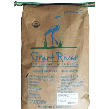 Top selling organic whole wheat flour