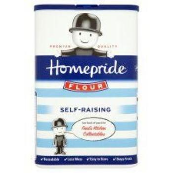 Top selling self raising flour