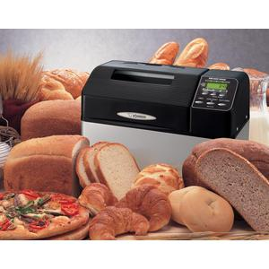 Close up view of Zojirushi BBCCX20 home bread maker