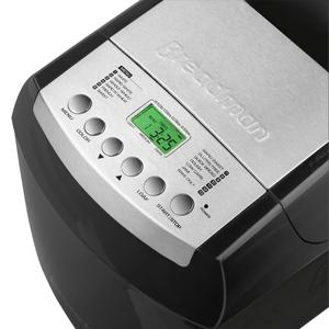 Top close up image of Breadman BK2000B bread maker